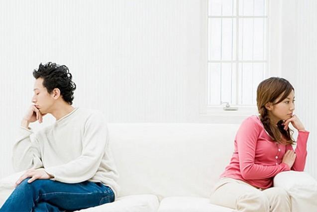 別居中の夫の浮気